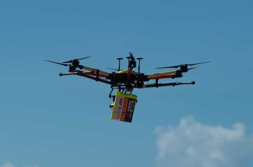 How Robot Drones Work Together to Save Lives?