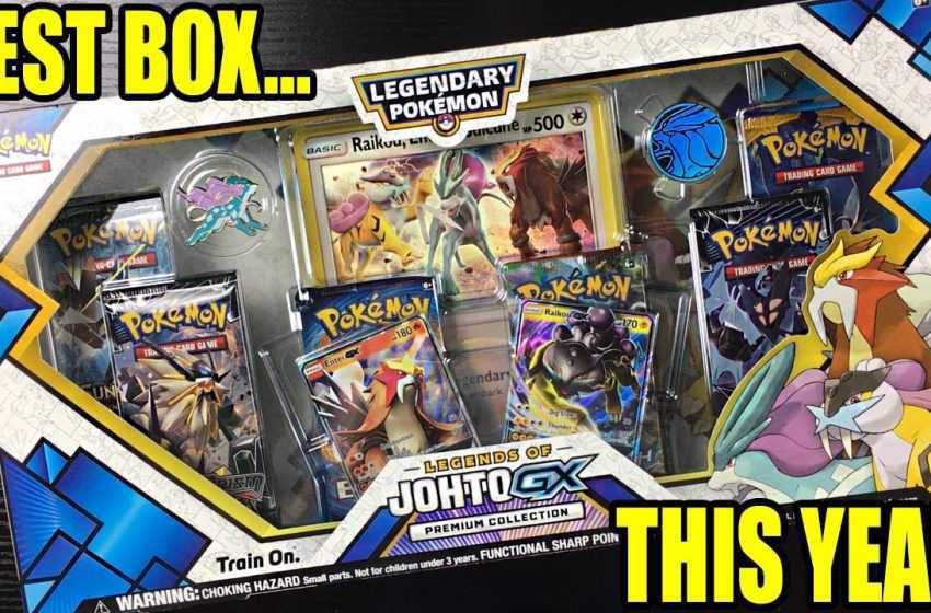 Discover Your Luck with Pokemon Cards Box Online Kids Game