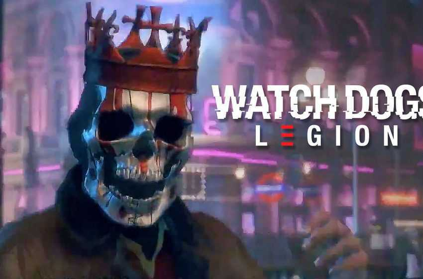 A New Upcoming Game for PC Gamers (Watch Dogs: Legion)