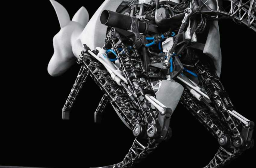 A new bionic robot You've Never seen before