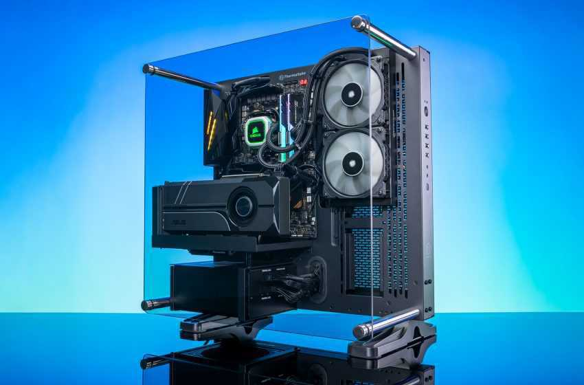 The Average Custom PC Builder Focuses on Gaming Too