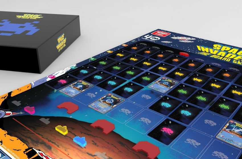Space Invaders – The Board Game