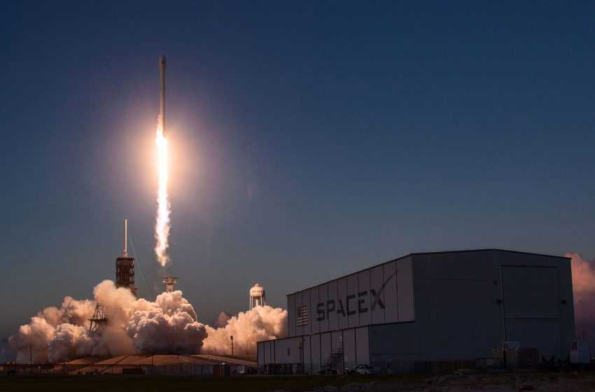 SpaceX starship Details Share by Elon Musk (Space Rocket)