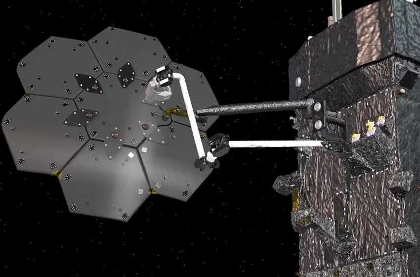 Maxar & NASA to Exhibit Robotic Spacecraft Assembly in the Orbit