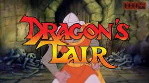 Netflix Announces Live-Action Dragon's Lair Film