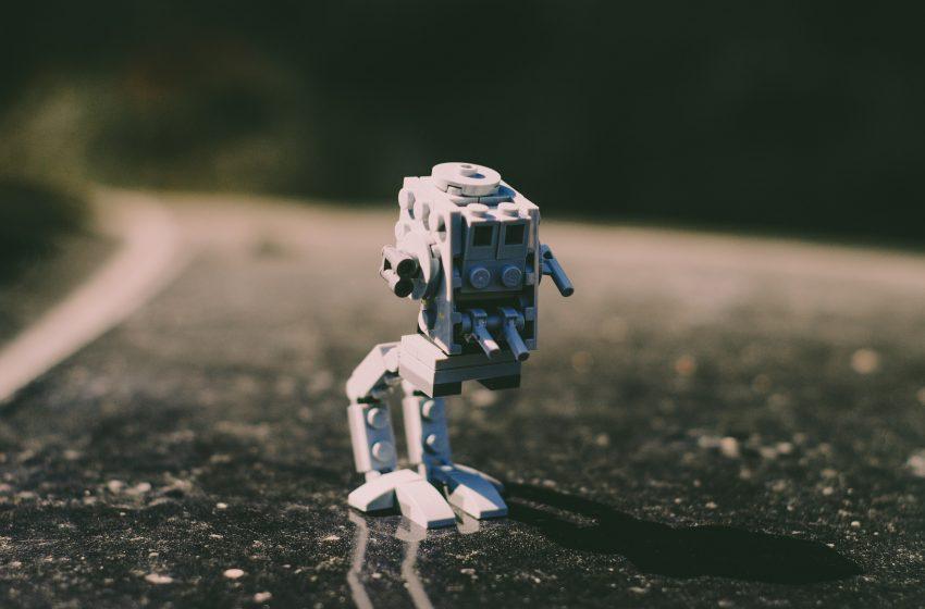 KUBeetle-S Insect-Inspired Flying Robot