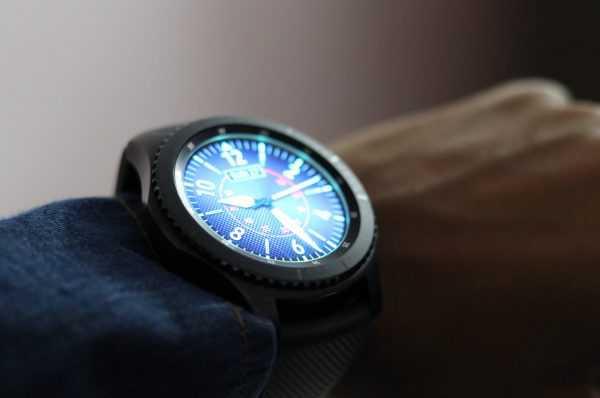 Samsung Fitness watch